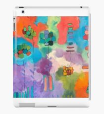 Flower Patch iPad Case/Skin
