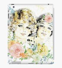 Friends and Roses iPad Case/Skin