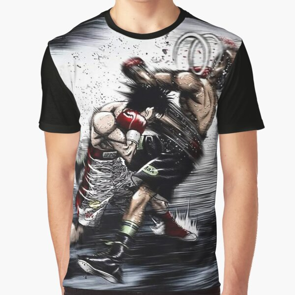 Makunouchi Ippo Graphic T-Shirt