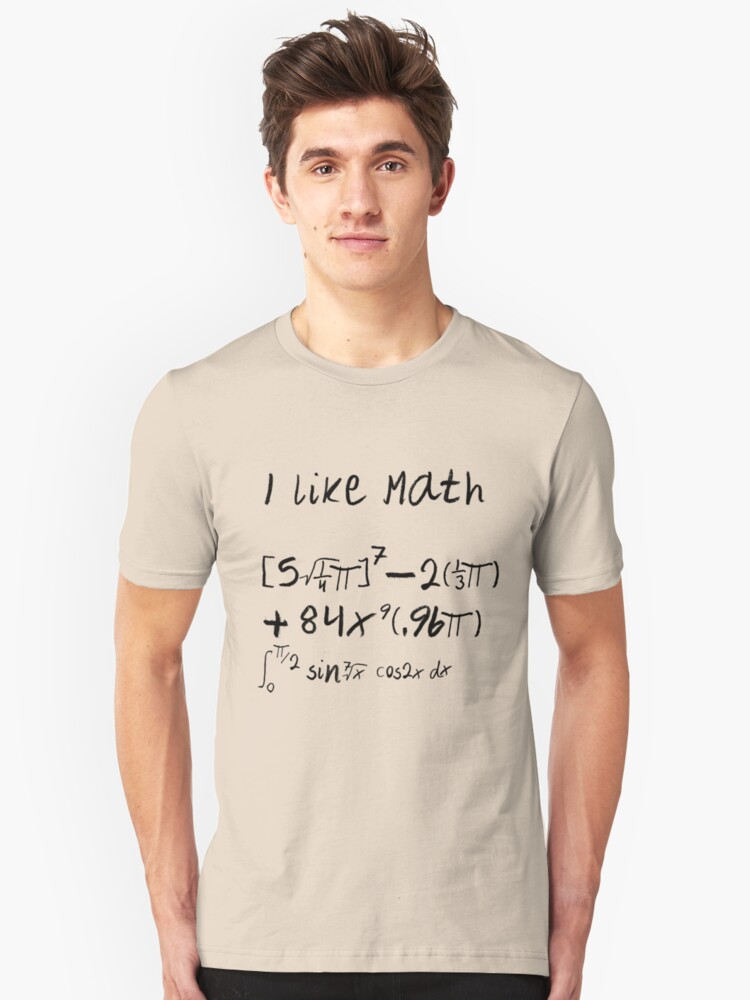 I Like Math by INTERACTION