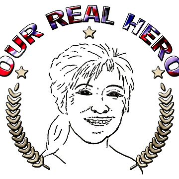 our real hero by vonAchberg