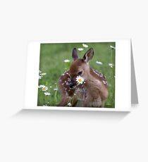 Gracie Flower Greeting Card