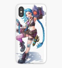 Jinx III iPhone Case