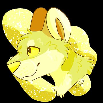Yellow Lion by kabber
