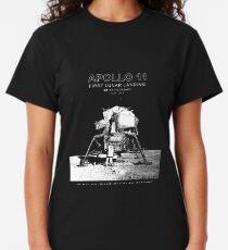 Apollo 11 - 50. Jahrestag 1969-2019 - Mondlandung - Mond Classic T-Shirt