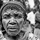 Pygmy Woman by Melinda Kerr
