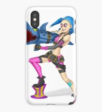 Jinx IV iPhone Case