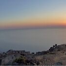Limnos panoramic by Perggals© - Stacey Turner
