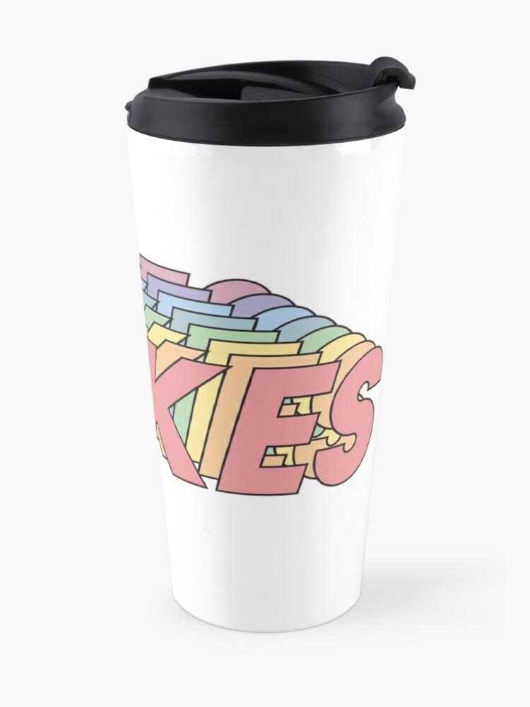 Alternate view of YIKES Travel Mug