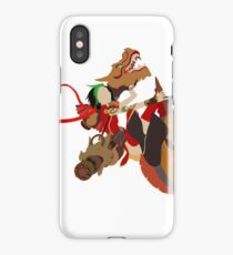 Minimalist - Firecracker Jinx iPhone Case