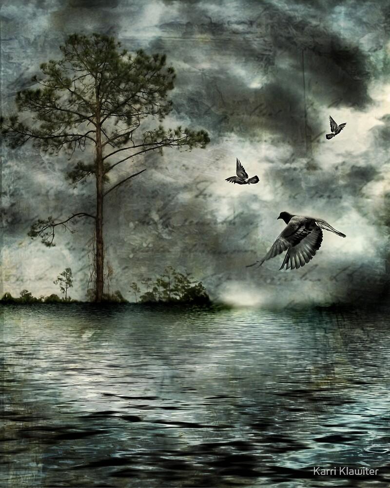 Incessant Flight by Karri Klawiter