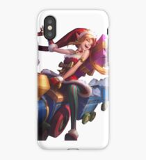 Ambitious Elf Jinx iPhone Case