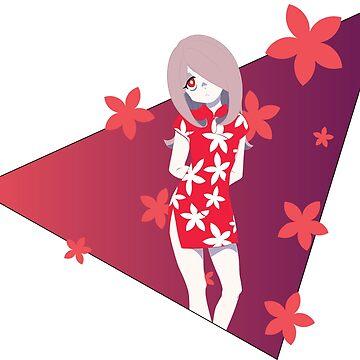 Sucy Blossom Ver.1 by jsaavedra93