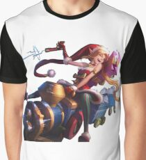 Ambitious Elf Jinx Graphic T-Shirt