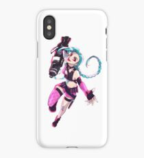 Jinx VI iPhone Case