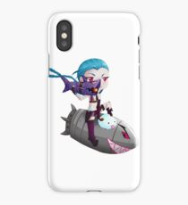 Chibi - Jinx II iPhone Case