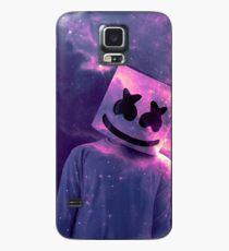 Marshmello Galaxy Purple Case/Skin for Samsung Galaxy
