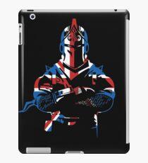 Black Knight UK Merch!  iPad Case/Skin