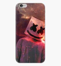 Marshmello Red Galaxy iPhone Case