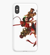 Firecracker Jinx iPhone Case