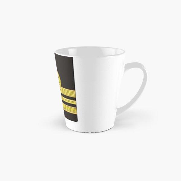 Lieutenant Commander RN Tall Mug