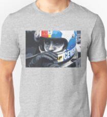 Francois Cevert Helmet T-Shirt