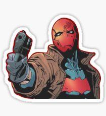 Red Todd Sticker