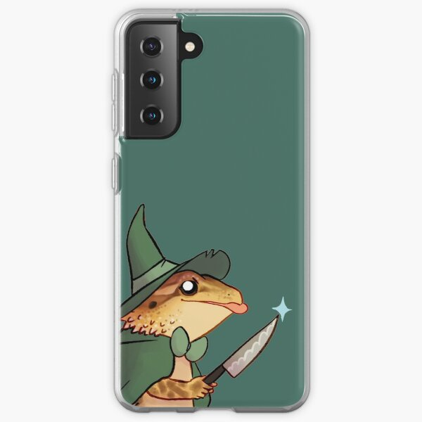 Beardie - Ixen Samsung Galaxy Soft Case