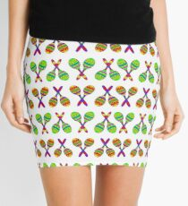 Happy Maracas Mini Skirt
