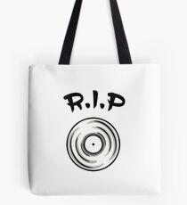 Avicii DJ RIP Tote Bag
