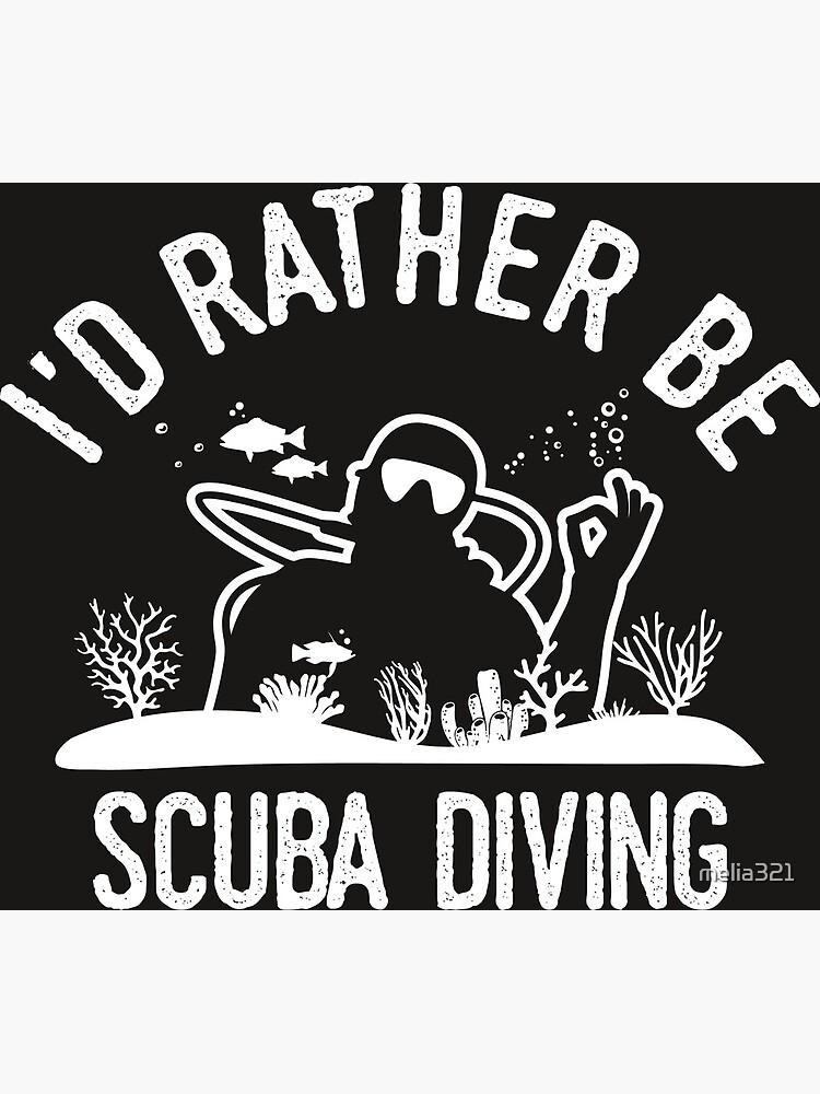 Temps Est Précieux T Shirt De Plongée Sous Marine Drôle Cool Scuba Diving Diver Humour Citation Slogan Humour Tee Shirt Idée Cadeau Poster