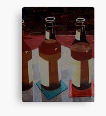 """""""beers"""" Canvas Print"""