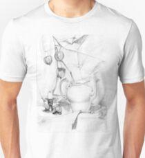 classical pencil still life  Unisex T-Shirt