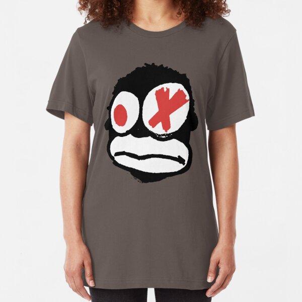 KMD what a N know.. replica MF Doom Slim Fit T-Shirt
