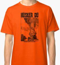 ► Hüsker Dü Logo Groß Classic T-Shirt