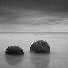Moeraki Boulders by Ben Messina