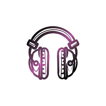 Avicii DJ Headset by saadkh