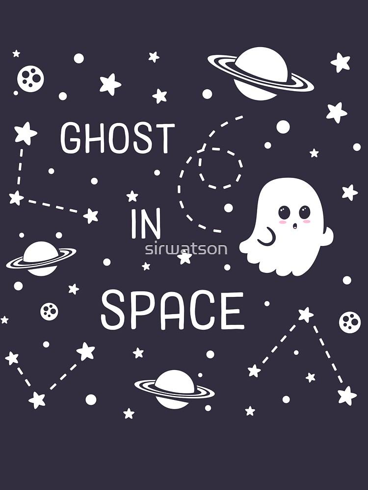 Ghost in Space by sirwatson