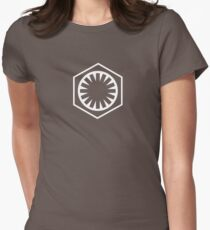 The First Order Women's Fitted T-Shirt