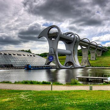 Rotating Boat Lift by tomg