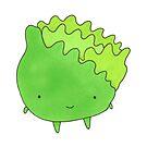 Happy Lettuce by TakoraTakora