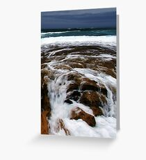 St Andrews Beach Greeting Card
