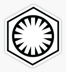 The First Order Sticker