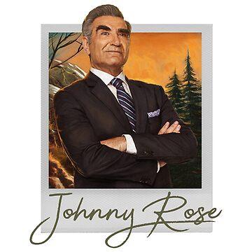 Johnny Rose Polaroid by itsmesarahe