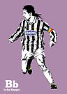 B is for Baggio by miniboro