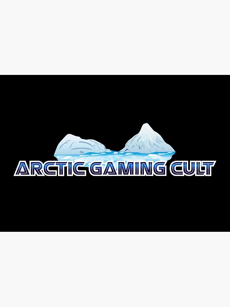 Arctic Gaming Cult Logo by T-shirtprison