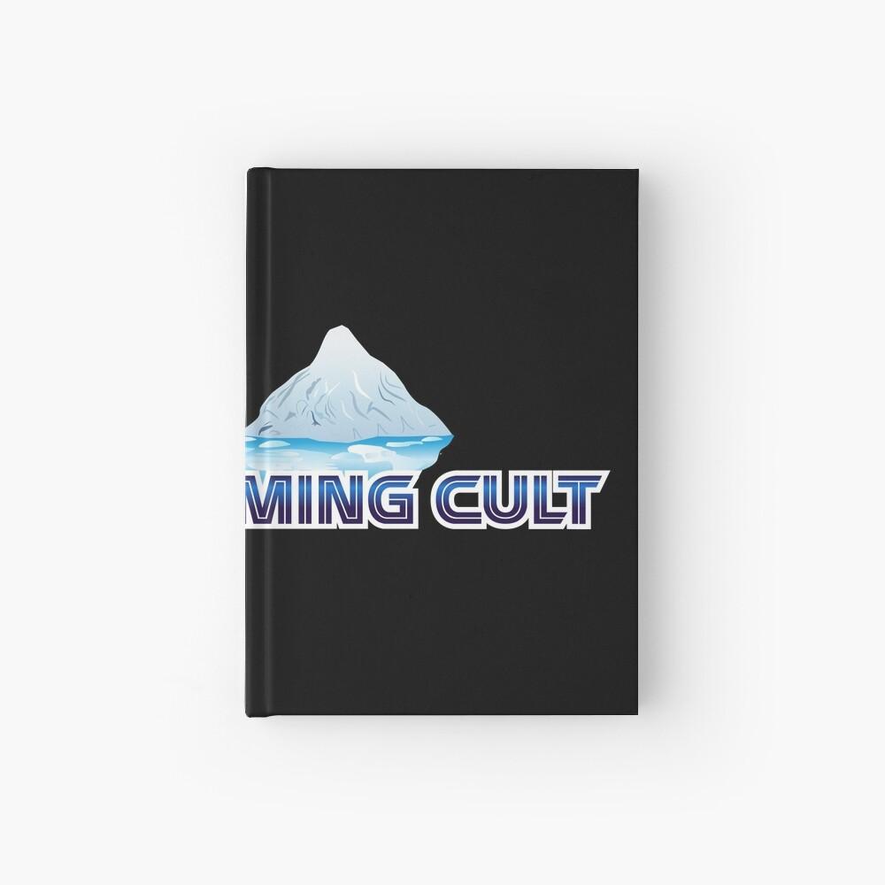 Arctic Gaming Cult Logo Hardcover Journal