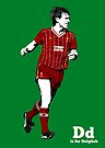 D is for Dalglish by miniboro