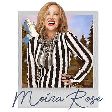 Moira Rose Polaroid by itsmesarahe