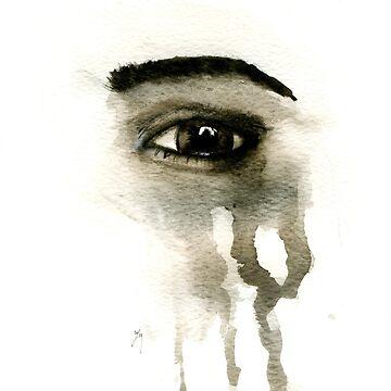 Dark Eye by zoeeeee94